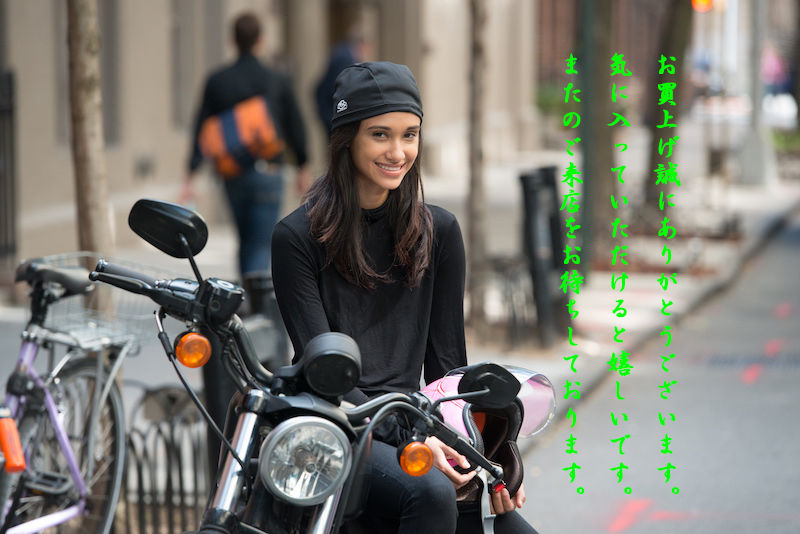 Shinobu Riders ヘルメットインナーキャップ専門店