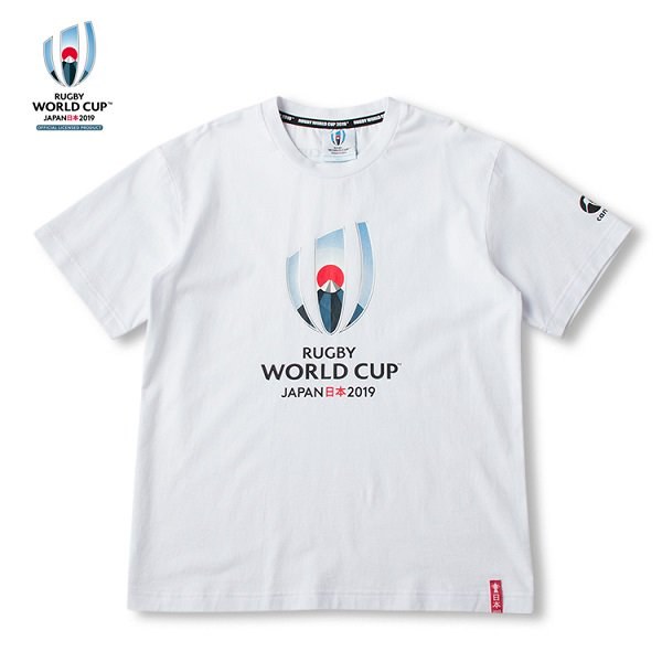 <img class='new_mark_img1' src='https://img.shop-pro.jp/img/new/icons14.gif' style='border:none;display:inline;margin:0px;padding:0px;width:auto;' />【カンタベリー】RWC2019 ティー