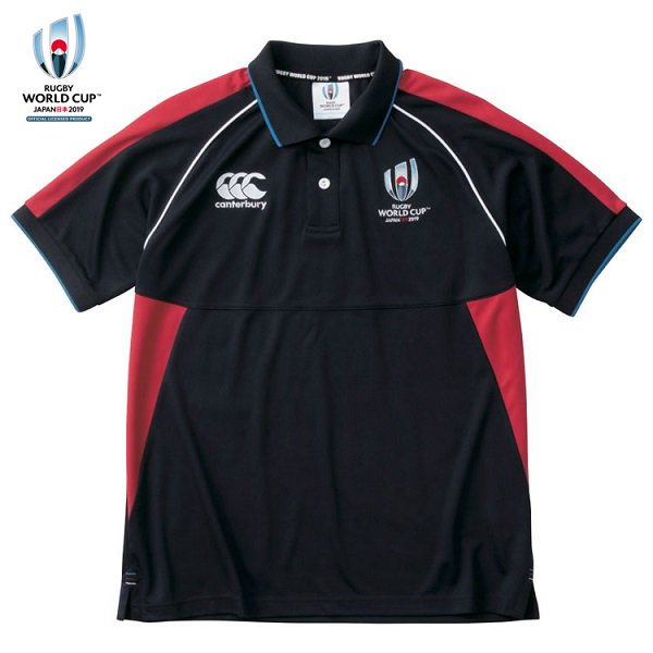 <img class='new_mark_img1' src='https://img.shop-pro.jp/img/new/icons14.gif' style='border:none;display:inline;margin:0px;padding:0px;width:auto;' />【カンタベリー】RWC2019 ウィンガーポロ