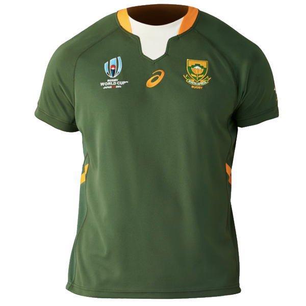 【南アフリカ代表】スプリングボクス[Springboks] 2019ホーム レプリカ