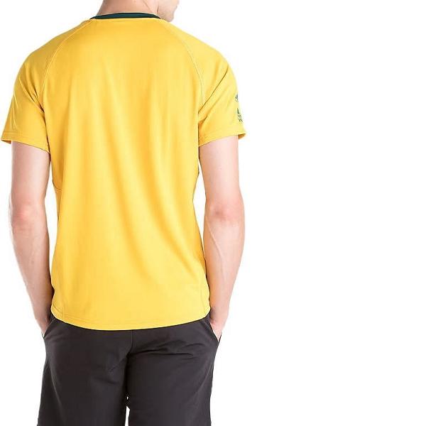 【オーストラリア代表】ワラビーズ[Wallabies] 2019ホーム ファンTシャツ