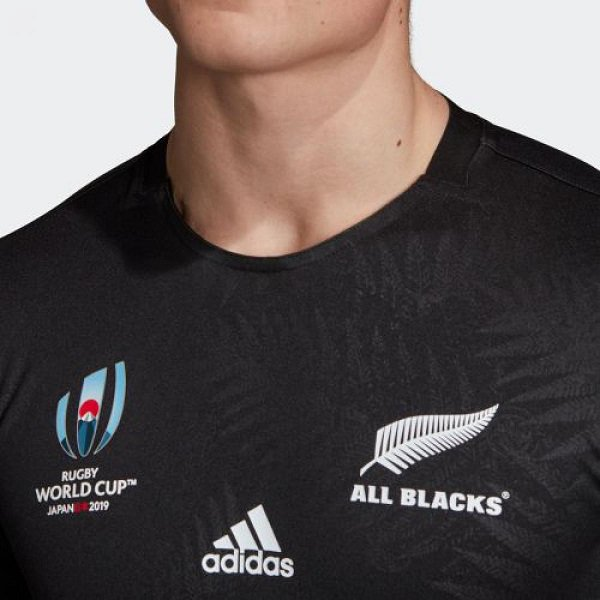【ニュージーランド代表】オールブラックス[All Blacks] RWC2019 レプリカジャージ
