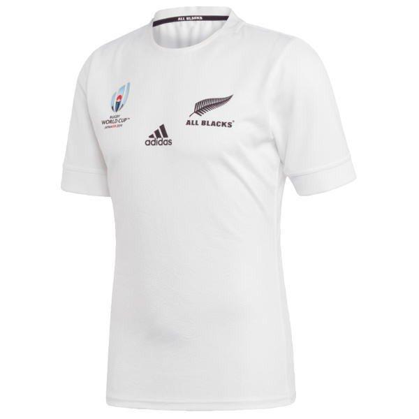 【ニュージーランド代表】オールブラックス[All Blacks] RWC2019 2NDレプリカジャージ