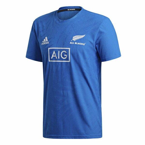 【ニュージーランド代表】オールブラックス[All Blacks]パフォーマンスTシャツ