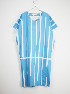 [SPOKEN WORDS PROJECT] TUNIC O/P -POOL BLUE-