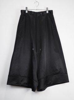 [KIDILL] HORROR GIRL SKA HAKAMA PANTS -BLACK-