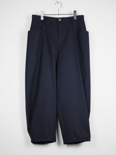 [DIGAWEL] BIG PANTS 2 -NAVY-
