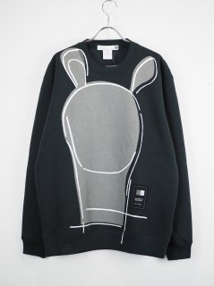 [SPOKEN WORDS PROJECT] STANDARD SWEAT -NECO BLACK-