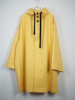 [SHINYA KOZUKA] HOODED COAT -LEMON-