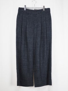 [URU] 2TUCK WIDE PANTS -TYPE B-