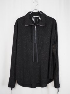 [MIDORIKAWA] SHIRT 02 -BLACK-