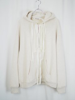 <img class='new_mark_img1' src='//img.shop-pro.jp/img/new/icons47.gif' style='border:none;display:inline;margin:0px;padding:0px;width:auto;' />[MIDORIKAWA] SWEAT PARKA -IVORY-