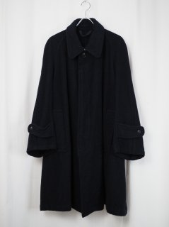 [MAINU] OVER COAT -NAVY-