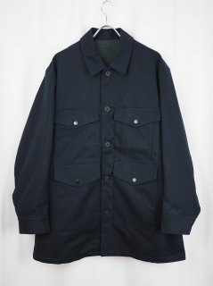 <img class='new_mark_img1' src='//img.shop-pro.jp/img/new/icons20.gif' style='border:none;display:inline;margin:0px;padding:0px;width:auto;' />30%OFF[URU] MACKINAW JACKET -NAVY-