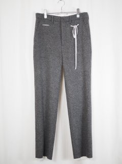 [MIDORIKAWA] PANTS -GRAY-