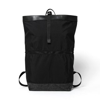 [TAITAI] ULTRALIGHT BACKPACK KITE -BLACK-