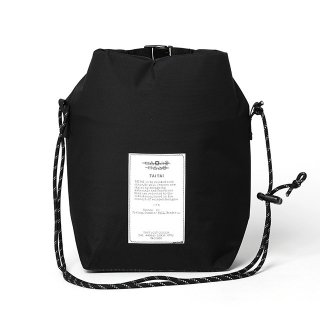 [TAITAI] ULTRALIGHT COOLERBAG PITTA -BLACK-