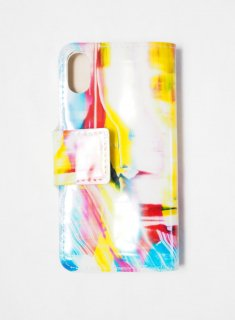 [MACROMAURO] HIGH PAINT IPHONE X・Xs CASE -B-