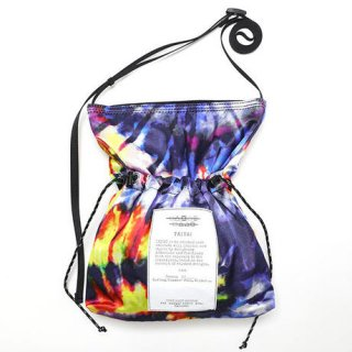 [TAITAI] ULTRALIGHT COOLERSCOSHE -TIEDYE MULTI-
