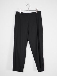 [A.D.A.N] A.D.A.N SUIT PANTS -BLACK-