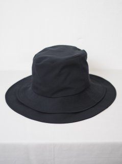 <img class='new_mark_img1' src='//img.shop-pro.jp/img/new/icons20.gif' style='border:none;display:inline;margin:0px;padding:0px;width:auto;' />30%OFF[NINE TAILOR] BELT HAT -BLACK-