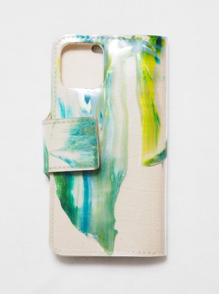 [MACROMAURO] NUME PAINT IPHONE CASE 11PRO -A-