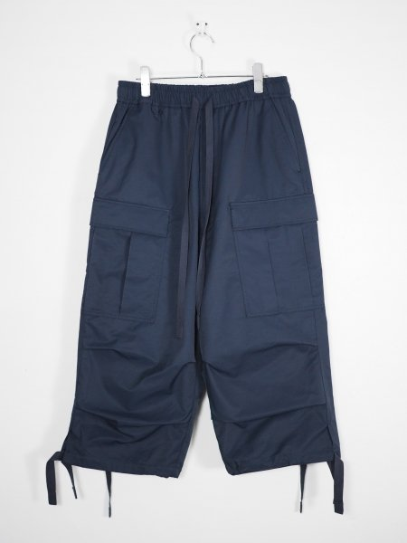 <img class='new_mark_img1' src='https://img.shop-pro.jp/img/new/icons14.gif' style='border:none;display:inline;margin:0px;padding:0px;width:auto;' />[ANEI] US FATIGUE PANTS CROPPED -NAVY-