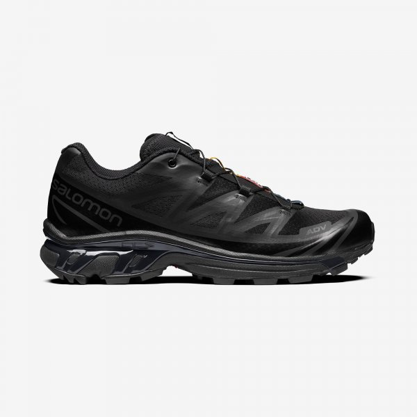 <img class='new_mark_img1' src='https://img.shop-pro.jp/img/new/icons14.gif' style='border:none;display:inline;margin:0px;padding:0px;width:auto;' />[SALOMON SNEAKERS] XT-6 -BLACK/BLACK/PHANTOM-