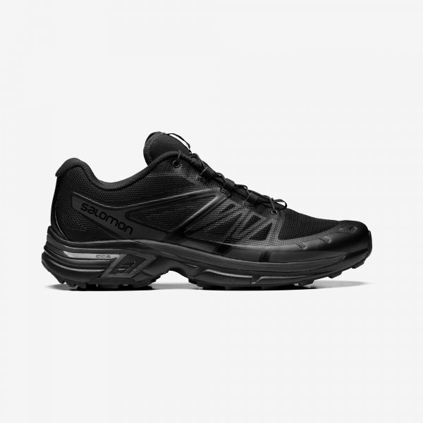 <img class='new_mark_img1' src='https://img.shop-pro.jp/img/new/icons14.gif' style='border:none;display:inline;margin:0px;padding:0px;width:auto;' />[SALOMON SNEAKERS] XT-WING 2 -BLACK/BLACK/MAGNET-