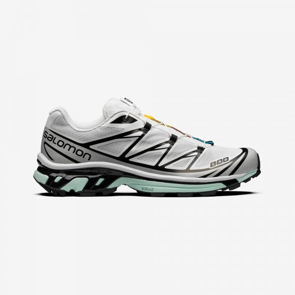 <img class='new_mark_img1' src='https://img.shop-pro.jp/img/new/icons14.gif' style='border:none;display:inline;margin:0px;padding:0px;width:auto;' />[SALOMON SNEAKERS] XT-6 -BLACK/LUNAR ROCK/ICE MORN-