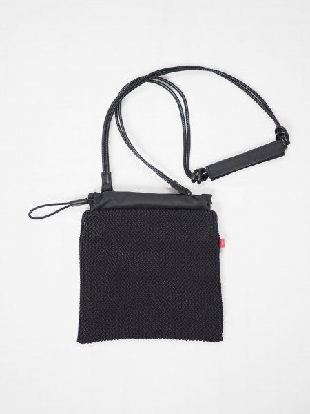 [AL] SHOULDER BAG 04 -BLACK-