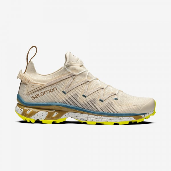 <img class='new_mark_img1' src='https://img.shop-pro.jp/img/new/icons14.gif' style='border:none;display:inline;margin:0px;padding:0px;width:auto;' />[SALOMON SNEAKERS] XT-RUSH -Bleached Sand / Cumin / Copen Blue-