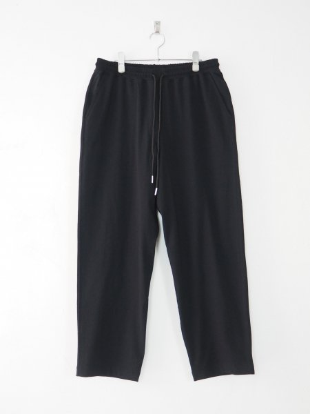 <img class='new_mark_img1' src='https://img.shop-pro.jp/img/new/icons14.gif' style='border:none;display:inline;margin:0px;padding:0px;width:auto;' />[FITFOR] LONG PANTS -BLACK-