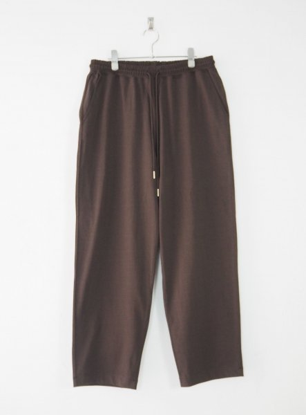 <img class='new_mark_img1' src='https://img.shop-pro.jp/img/new/icons14.gif' style='border:none;display:inline;margin:0px;padding:0px;width:auto;' />[FITFOR] LONG PANTS -BROWN-