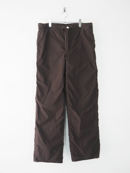 <img class='new_mark_img1' src='https://img.shop-pro.jp/img/new/icons14.gif' style='border:none;display:inline;margin:0px;padding:0px;width:auto;' />[ISSUETHINGS] TYPE6 COTTON -BROWN-