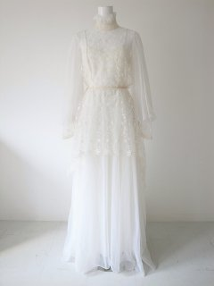 vintage wedding dress15