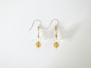 ◆glass pierce / earring