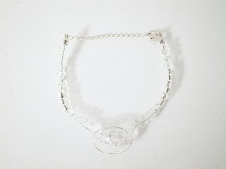 ◆water glass bracelet