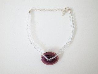◆water glass bracelet