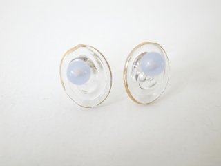 ◆water glass pierce/earring