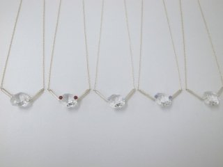 ◆glass necklace