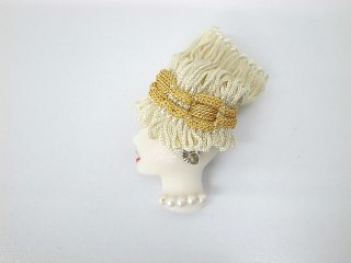 ◆LADY brooch L27