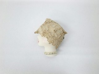 ◆LADY brooch L29