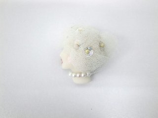 ◆LADY brooch L30