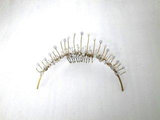 ◆glass tiara