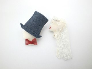 ◆Wedding brooch