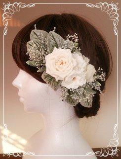 結婚式 オーダーメイド ヘッドドレス