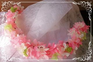 結婚式 オーダーメイド カチューシャ