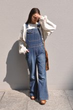 70s SILVER JEANS サロペット