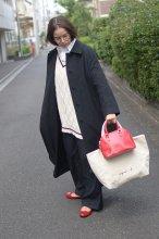 CalvinKlein(カルバンクライン)ステンカラーコートGRY 【1】